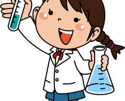 子供の実験